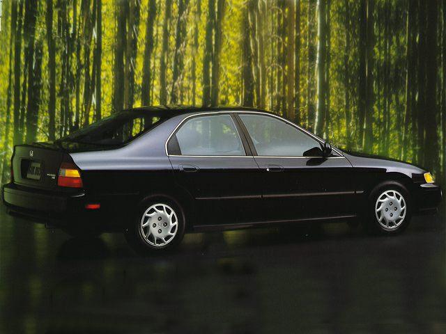 1994 Honda Accord Reviews Specs And Prices Cars Com