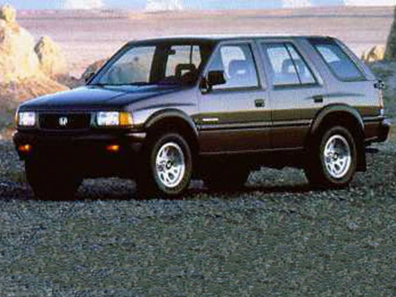 1994 honda passport reviews specs and prices. Black Bedroom Furniture Sets. Home Design Ideas
