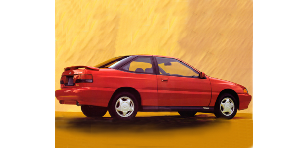 1994 Hyundai Scoupe