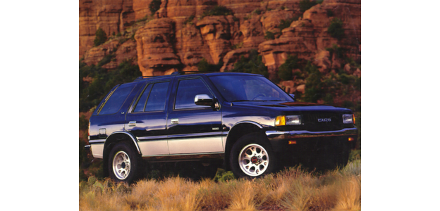 1994 Isuzu Rodeo