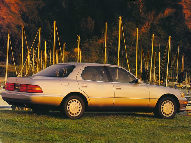 1994 Lexus LS 400 Sedan for sale in Knoxville for $4,900 with 185,385 miles