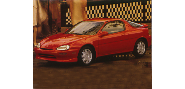 1993 Mazda MX-3 Precidia