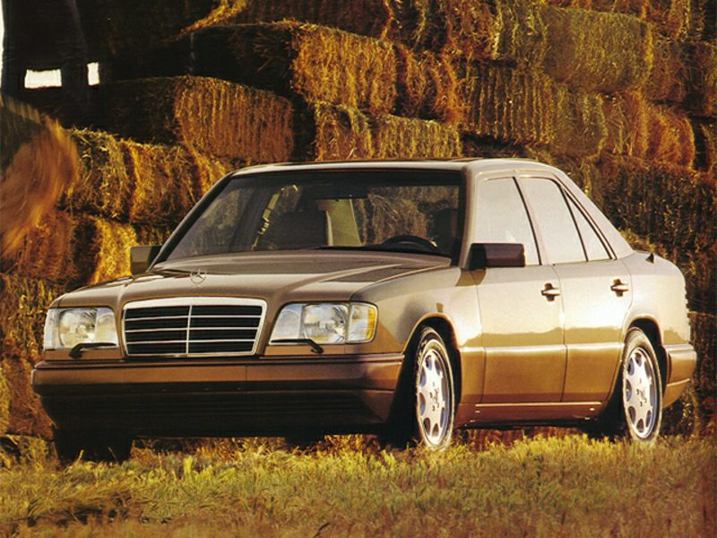 1994 Mercedes Benz E Class Reviews Specs And Prices