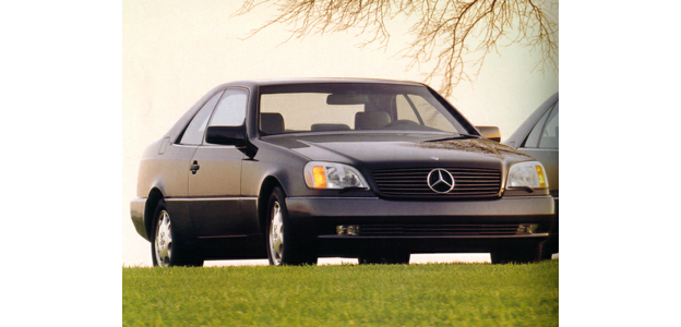 1994 Mercedes-Benz Maybach S600