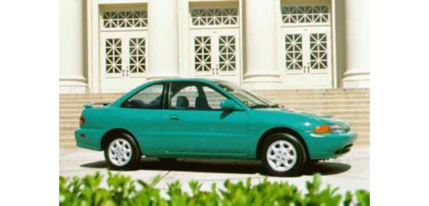 1994 Mitsubishi Mirage
