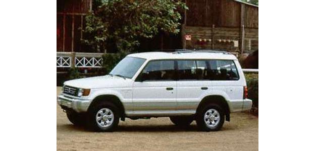 1994 Mitsubishi Montero