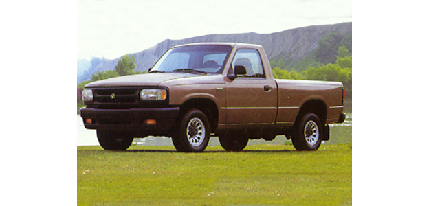 1994 Mazda B2300