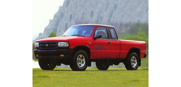 1995 Mazda B4000