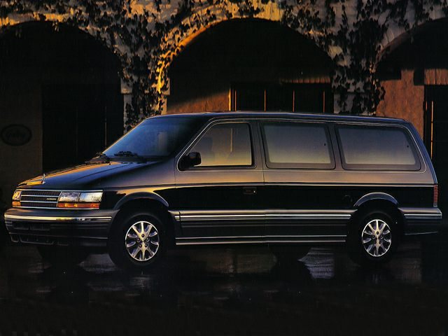 1994 Plymouth Grand Voyager SE Minivan for sale in Machesney Park for $999 with 180,254 miles.