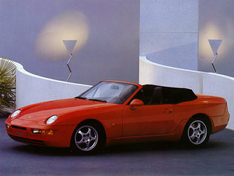 1994 porsche 968 reviews specs and prices. Black Bedroom Furniture Sets. Home Design Ideas