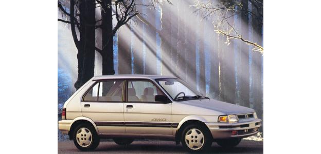 1994 Subaru Justy