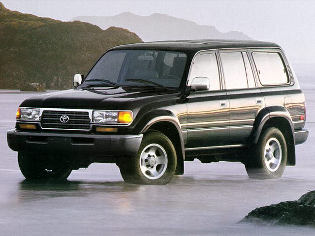 1994 Toyota Land Cruiser SUV for sale in Memphis for $8,995 with 0 miles