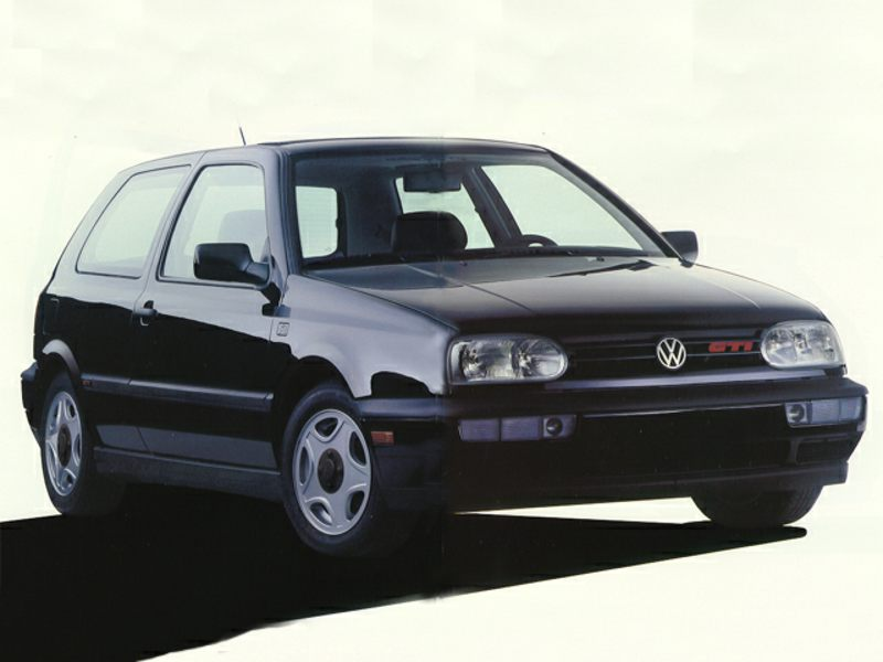 1994 volkswagen golf reviews specs and prices. Black Bedroom Furniture Sets. Home Design Ideas