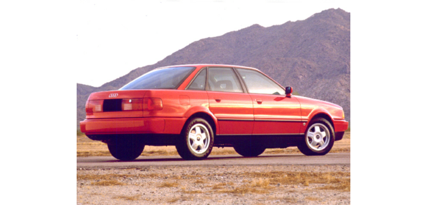 1995 Audi 90