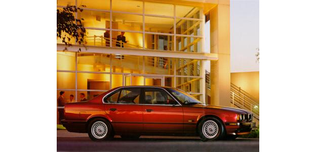 1995 BMW 530