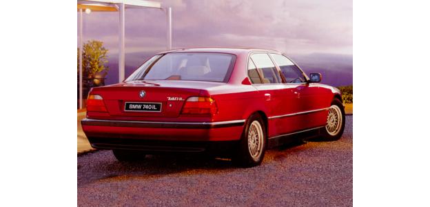 1995 BMW 740