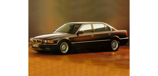 1995 BMW 750