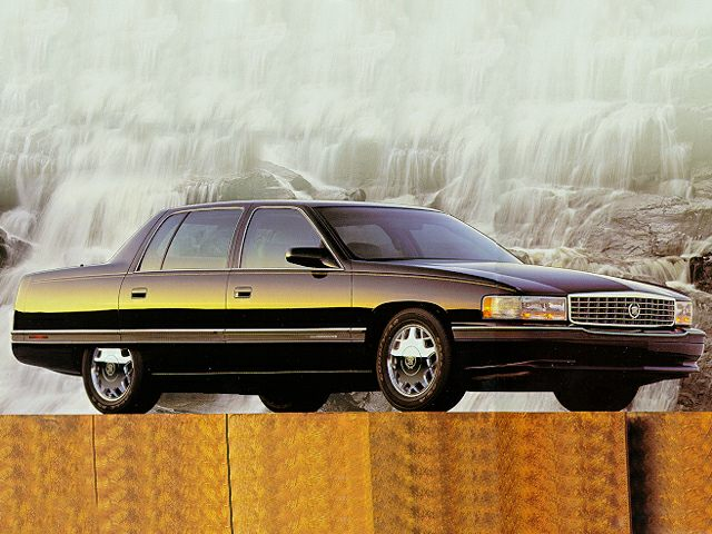 1995 Cadillac DeVille Sedan for sale in Brainerd for $2,800 with 232,934 miles