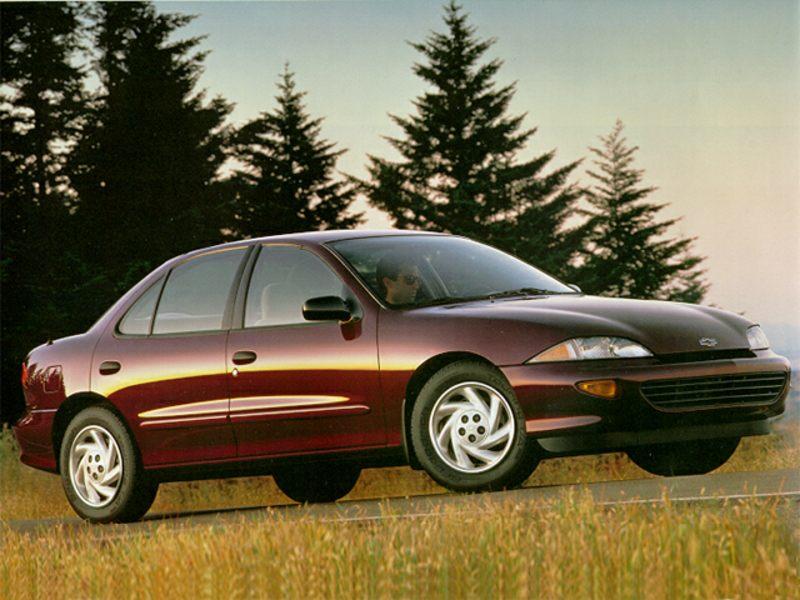 1995 Chevrolet Cavalier Specs Pictures Trims Colors