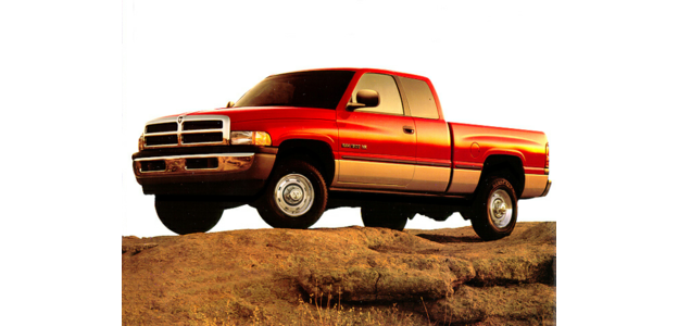 1995 Dodge BR2500