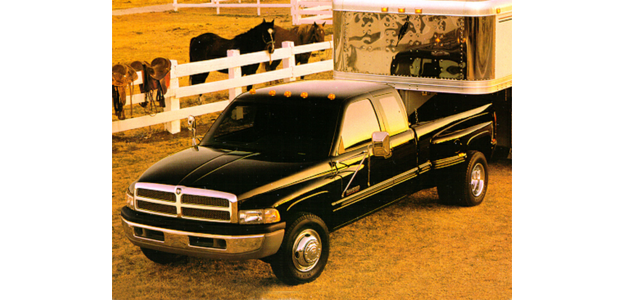 1995 Dodge BR3500