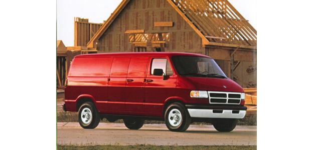 1995 Dodge Ram Wagon 2500