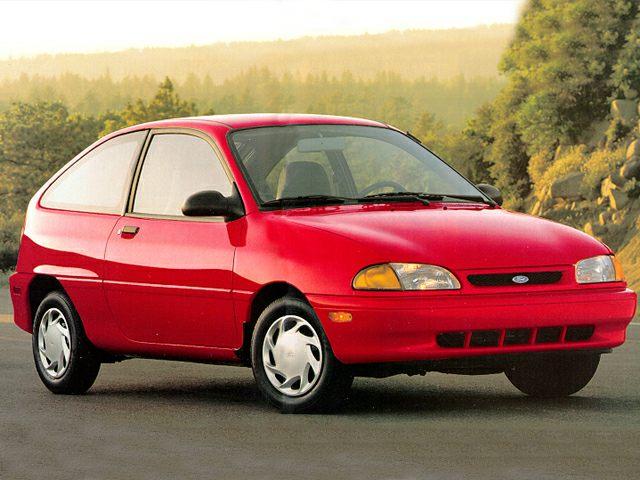 1995 Ford Aspire Specs, Pictures, Trims, Colors || Cars.com