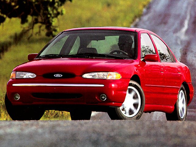 1995 Ford Contour GL Sedan for sale in Omaha for $3,500 with 160,873 miles.