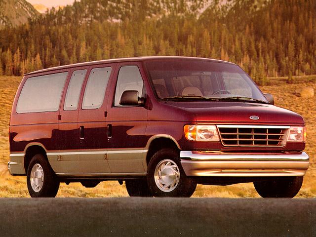 Ford Club Wagon Standard Optional Equipment