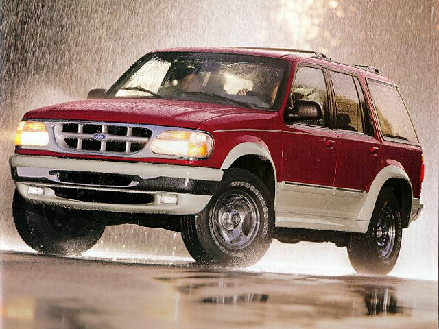 1995 Ford Explorer Eddie Bauer SUV for sale in Chicago for $1,300 with 261,192 miles