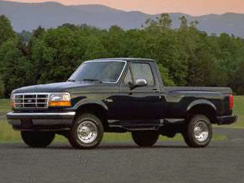 1995 ford f150 reviews specs and prices. Black Bedroom Furniture Sets. Home Design Ideas