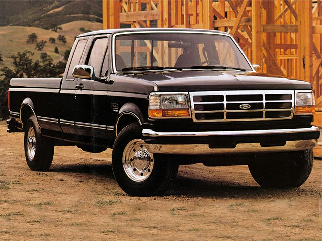 Used F 250 Super Duty For Sale >> 1994 Ford F-250 Specs, Pictures, Trims, Colors || Cars.com