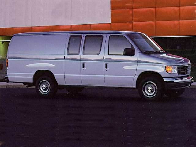 1995 Ford E150 Cargo Van for sale in Cincinnati for $9,999 with 140,599 miles.