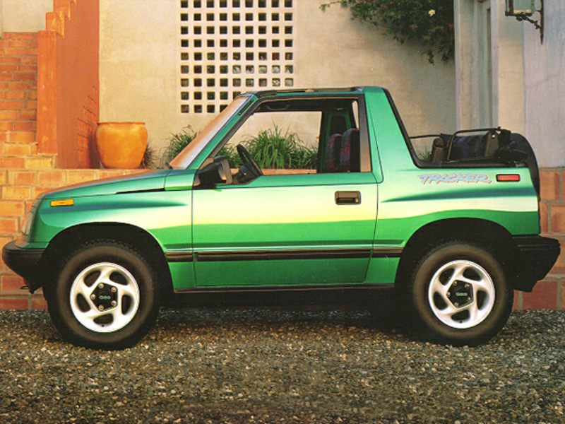 1995 geo tracker reviews specs and prices. Black Bedroom Furniture Sets. Home Design Ideas
