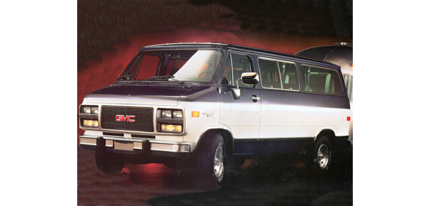 1996 GMC Rally Wagon