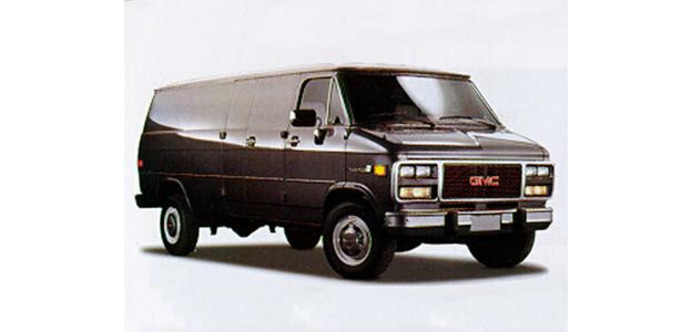 1996 GMC Vandura