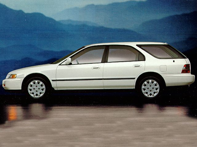 1995 Honda Accord Reviews Specs And Prices Cars Com