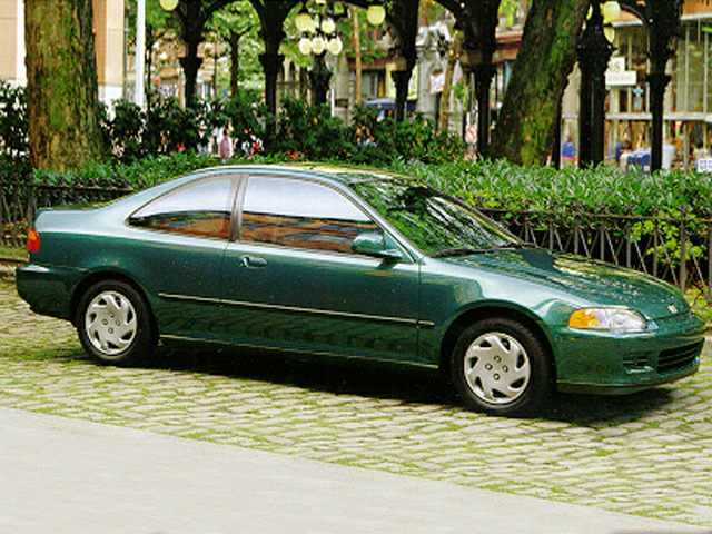 1995 Honda Civic Reviews Specs And Prices Cars Com
