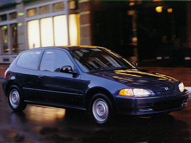 1995 Honda Civic Reviews Specs And Prices Cars Com
