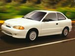 1995 Hyundai Accent