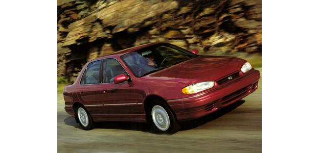 1995 Hyundai Elantra