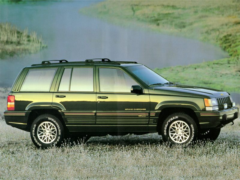 1995 jeep grand cherokee reviews specs and prices. Black Bedroom Furniture Sets. Home Design Ideas