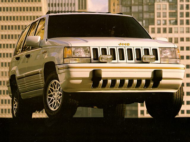 1995 Jeep Grand Cherokee Limited SUV for sale in Roanoke for $3,507 with 165,313 miles