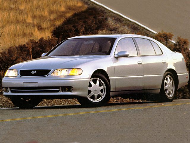1995 Lexus GS 300 Sedan for sale in Houston for $3,900 with 197,821 miles