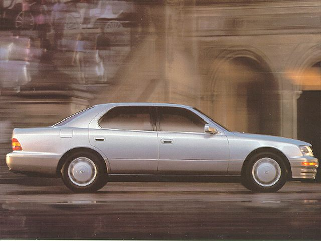 1995 Lexus LS 400 Sedan for sale in Houston for $3,995 with 229,419 miles.