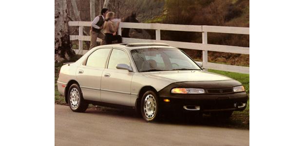 1995 Mazda 626