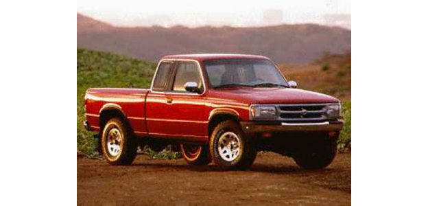 1995 Mazda B3000