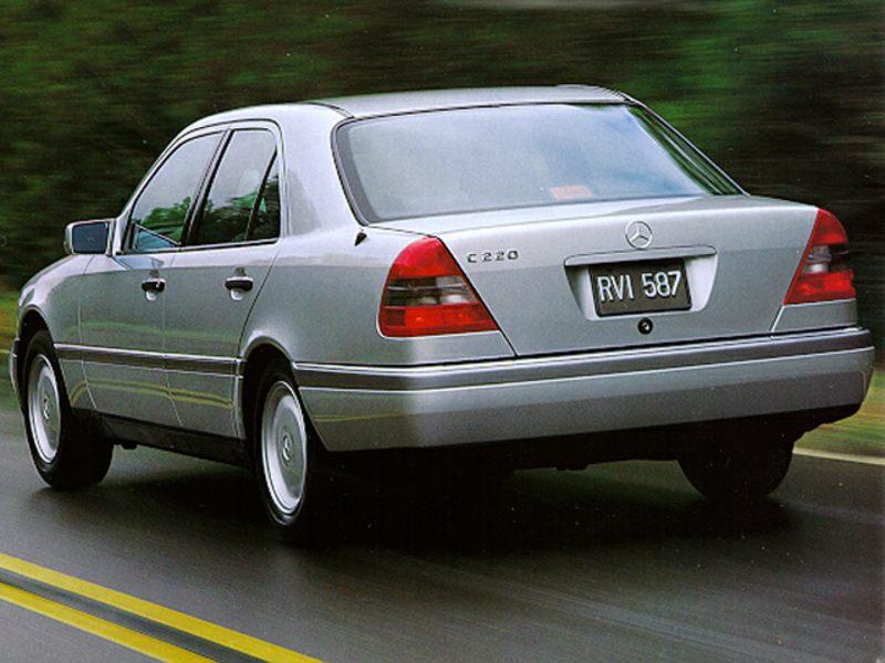 1995 mercedes benz c class specs pictures trims colors for 1995 mercedes benz c280