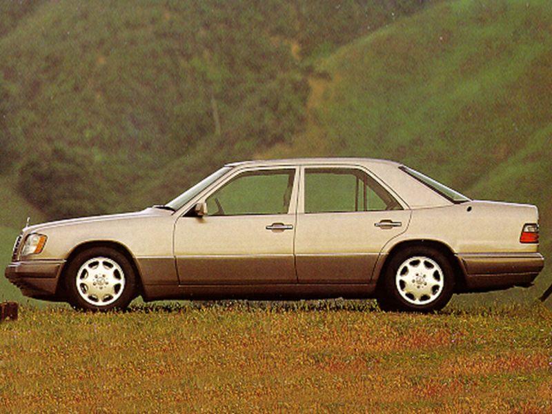 1995 mercedes benz e class specs pictures trims colors for Mercedes benz e class 1995