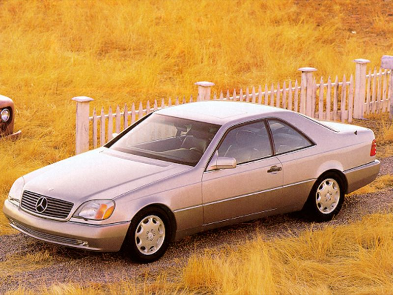 1995 mercedes benz s class reviews specs and prices for 1995 mercedes benz s600 coupe